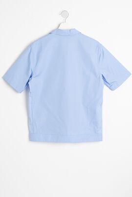 Printed Short Sleeves Shirt