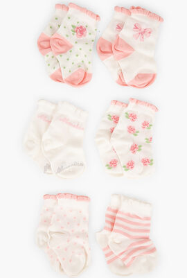 Cotton Sock Set