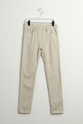 Elastic Waistband Pants