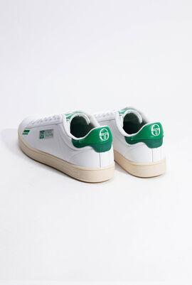 حذاء رياضي غير رسمي بكعب مسطح