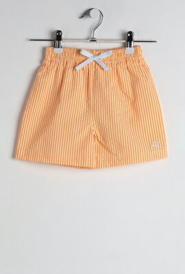 Yellow Biarritz Swim Shorts