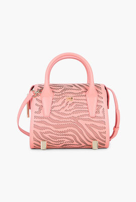 Audrey Cut-Out  Bowling Bag