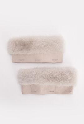 Heller Fur Collar Cuff