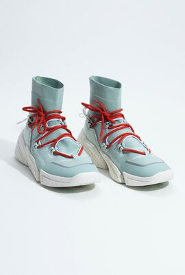 K-Sock High-Top Trainers