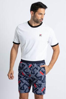 Mally Logo Swim Shorts