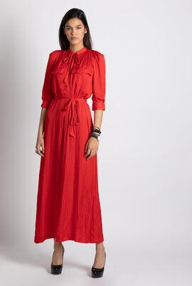 Remedy Satin Maxi Dress