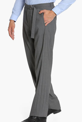 Belted D Ring Trousers