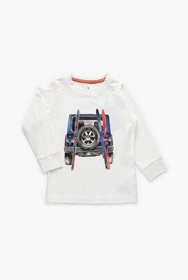 Jeep  Long Sleeve T-Shirt
