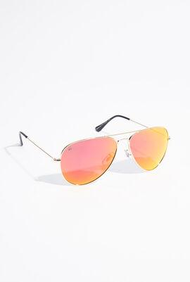 The Commando Aviator Sunglasses