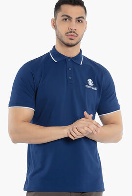 Regular Fit Cotton Polo Shirt