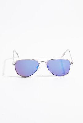 Small Aviator Sunglasses