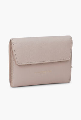 Alena Leather Small Wallet