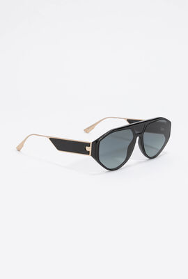 Clan 1 Oversize Sunglasses