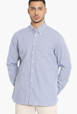 Shadow Check Regent Classic Fit Shirt