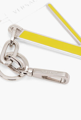 """Gianni """"V"""" Key Ring"""