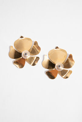 Maeva Flower Stud Earrings