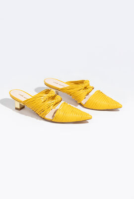 Paige Strappy Mules
