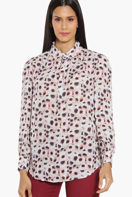 Anemone Long Sleeves Blouse