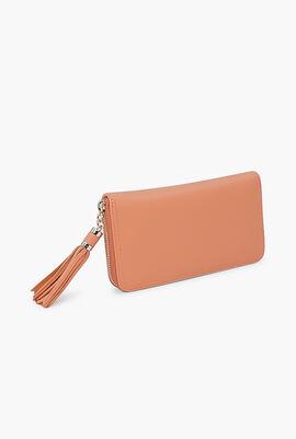Melle Ana Zip Around Wallet
