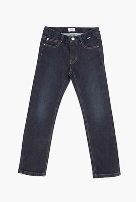 Classic Denim Pants