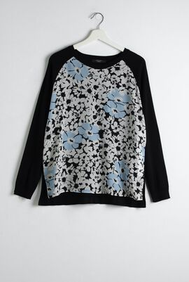 Glamis Floral Sweater