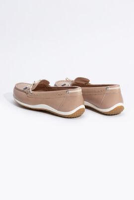 Vega Leather Moccasin