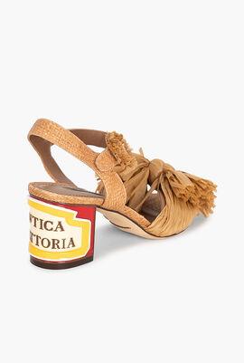 Keira Raffia Sandals