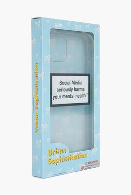 Social Media iPhone 11 Case