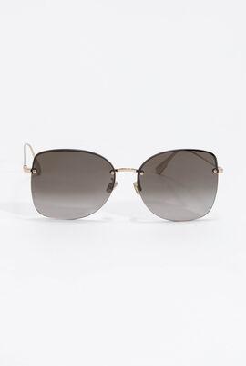Stellaire 7F Rimless Sunglasses