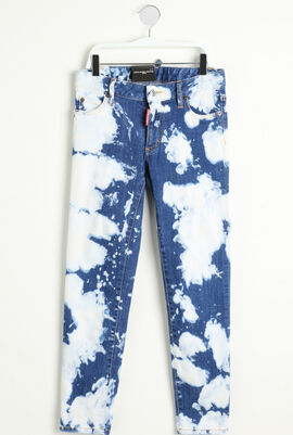 Super Skinny Cropped Jeans