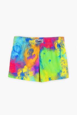 Holi Party Swim Shorts