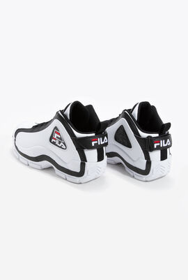 Grant Hill 1 White Sneakers