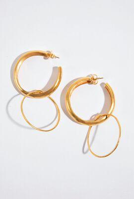 Nuqui Hoop Earrings