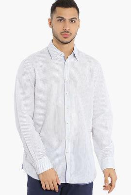 Bengal Multi Trim Kensington Classic Fit Shirt