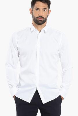 Modern Fit Long Sleeve Shirt