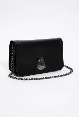 Le Foulonne Chain Strap Wallet