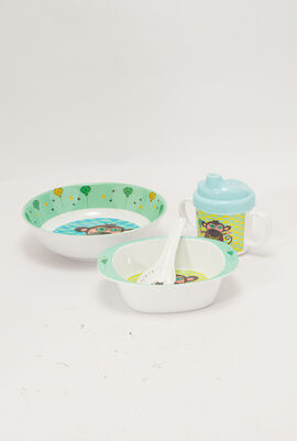 Lunch Charlie Gift Set