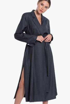 Torino Long Overcoat