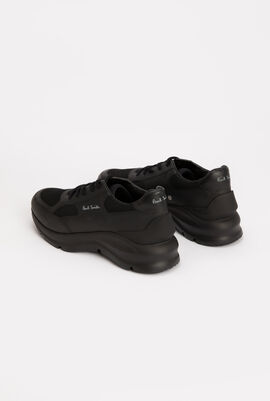 Explorer Leather Sneakers