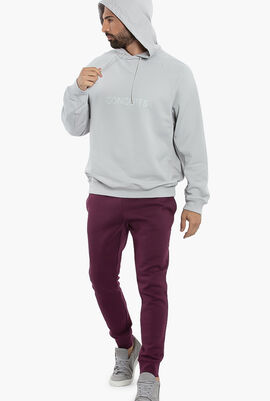 Adjustable Hoodie Sweatshirt