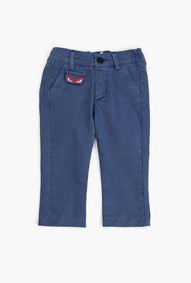 Gabardine Chino Pants