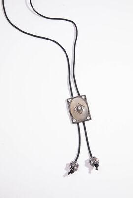Maracas Adjustable Long Necklace