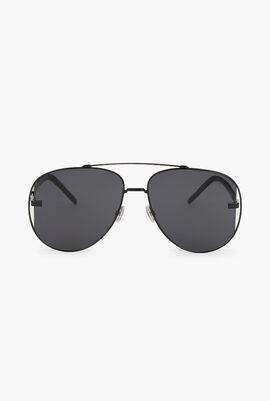 Scale Aviator Sunglasses