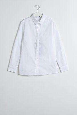 DG Crown Jacquard Long Sleeve Shirt
