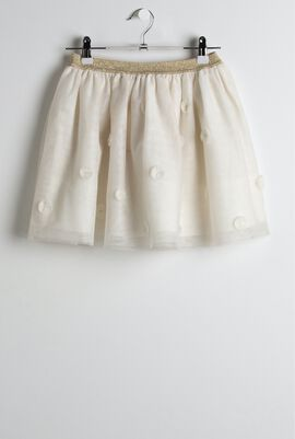 White Lambeth Skirt