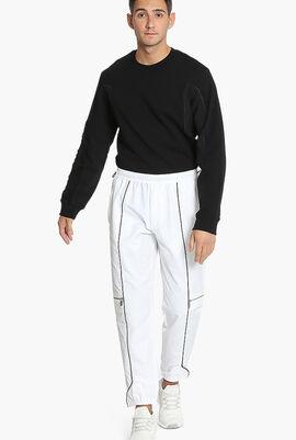 Contrasting Trim Jogger Pants
