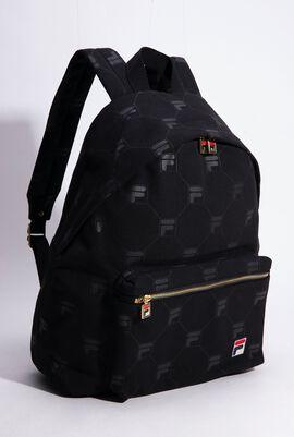 Victor Logo Print Backpack