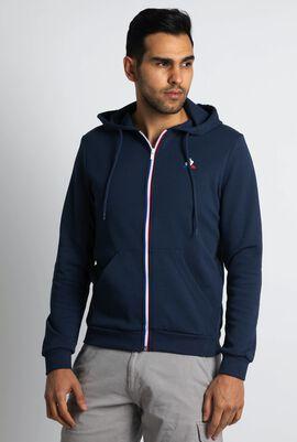 ESS Nº1 Navy Full Zip Sweatshirt