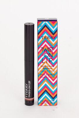 Twist-on Lip Dual Lipstick, 8 Cream & Espresso
