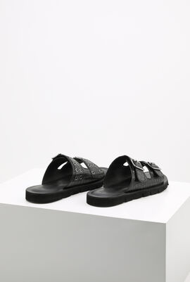 Glenn Leather Sandals